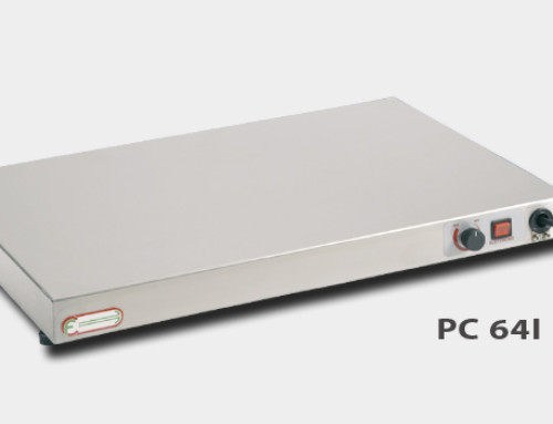 Stainless steel heating plate