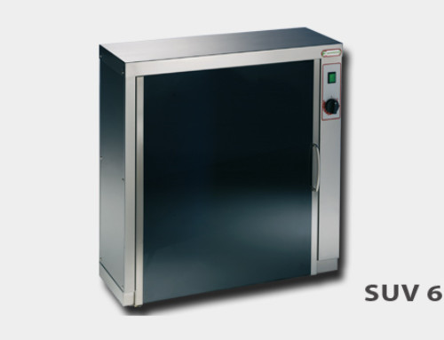 UV-C sterilizer unit